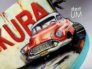 """Viva """"Kuba"""" - Cake by dortUM"""