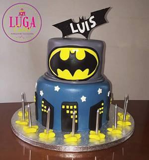 Batman cake - Cake by Luga Cakes
