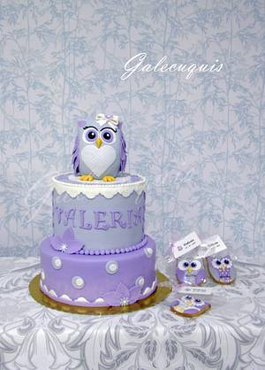 Christening cake - Cake by Gardenia (Galecuquis)