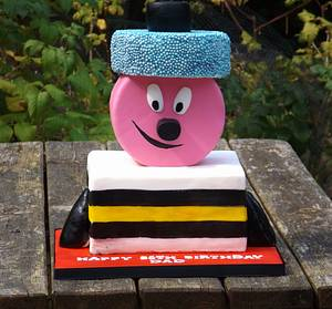 Bertie Bassett!! - Cake by Cupcakelicious