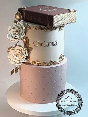 Once upon a time Cake - Cake by Silvia Caballero