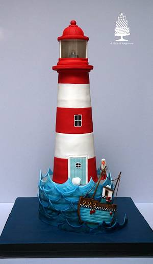 LightHouse - Cake by Angela - A Slice of Happiness