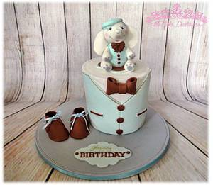 Cute Vintage - Cake by Sumaiya Omar - The Cake Duchess