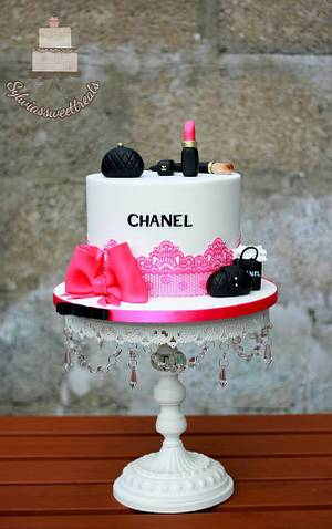 CHANEL  - Cake by Sylwia