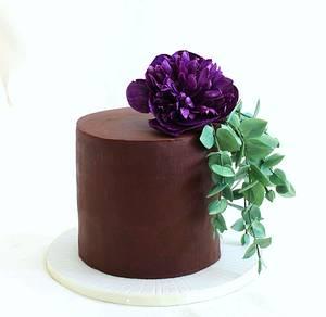 The 1 Collabotation_Poeny - Cake by Anka
