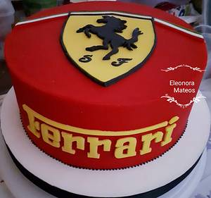 Happy birthday Boy! - Cake by Eleonora Laura Mateos