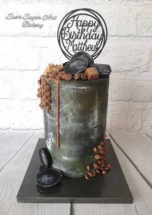 Reece birthday cake - Cake by Sue's Sugar Art Bakery