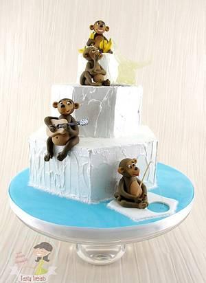 Arctic Monkeys - Cake by Natasha Shomali