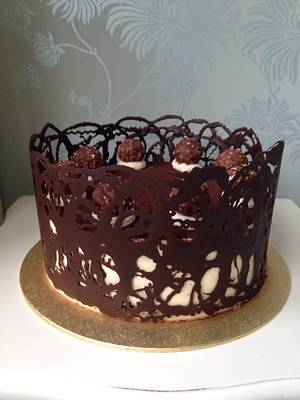 Tiramisu Gateaux - Cake by Cake Love