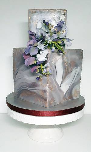 Stone Cake - Cake by Sonora