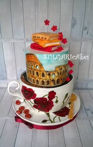 Dream cake... - Cake by BULGARIcAkes