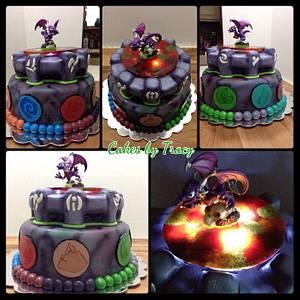 Skylanders Cake 2013  - Cake by Tracy