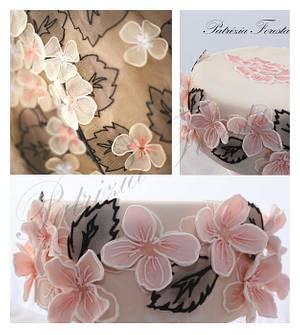 Valentino haute couture cake - Cake by Patrizia Foresta