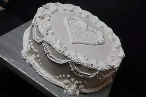 Whipped cream cake - Cake by Dragana
