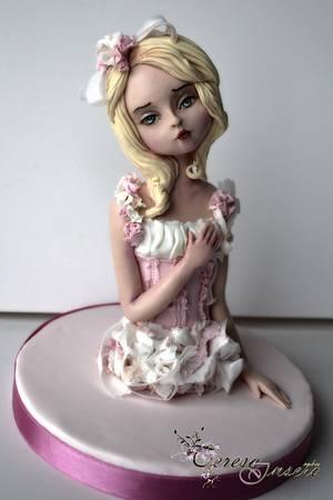 DOLL - Cake by Teresa Insero