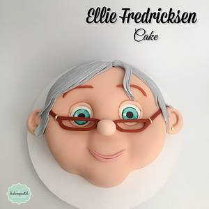 Torta Abuelita Medellín - Cake by Dulcepastel.com