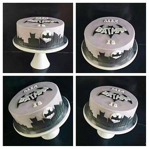 BATMAN!! - Cake by Mmmm cakes and cupcakes