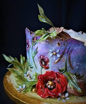 poppy  - Cake by Torty Zeiko