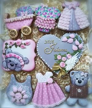 For girl - Cake by Ewa Kiszowara