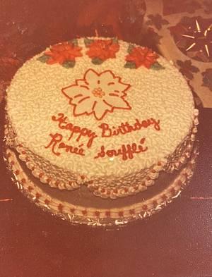 A Christmas Birthday - Cake by Julia