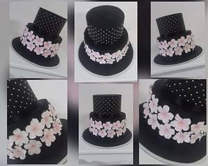 Black 🖤 - Cake by MarinaM