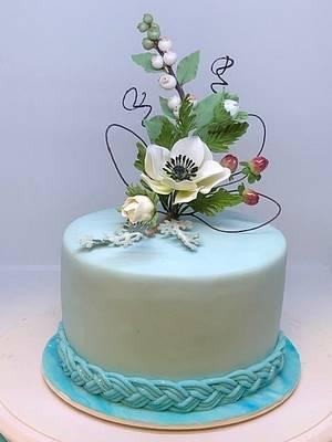 Birthday cake - Cake by Patricia M