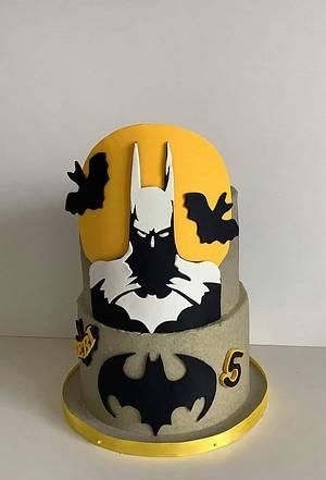 Batman - Cake by Anka