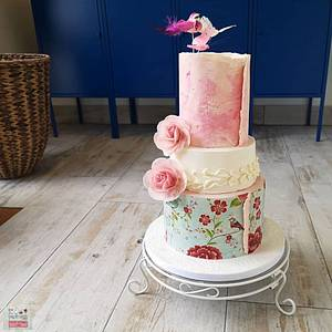 Bolo Batismo - Baptism / Christenning Cake - Cake by Unique Cake's Boutique