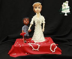 Princess Diana Collab - Cake by Gateau