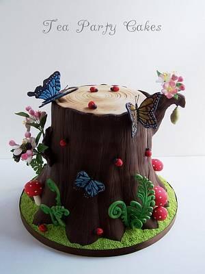 Niki's Year End Cake - Grade 2 - Cake by Tea Party Cakes