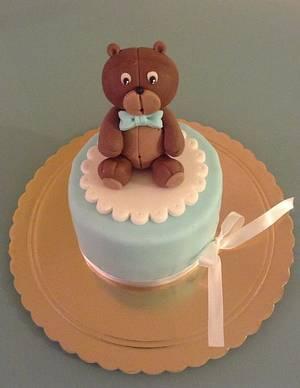 Little bear - Cake by Eleonora Del Greco