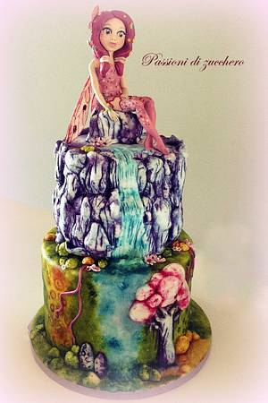 mia and me cake - Cake by passioni di zucchero