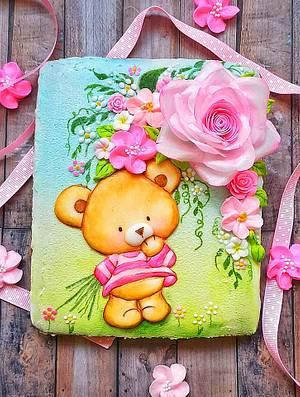 Birthday cookie set - Cake by Levi
