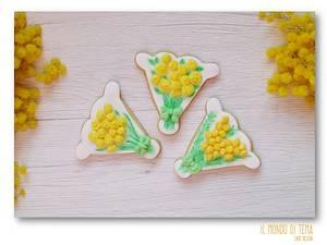 Flowers cookies - Cake by Il Mondo di TeMa