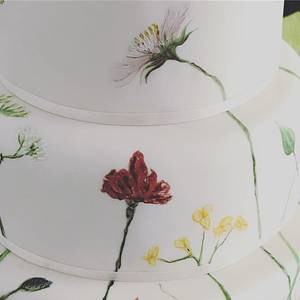Meadow flowers  - Cake by CCC194