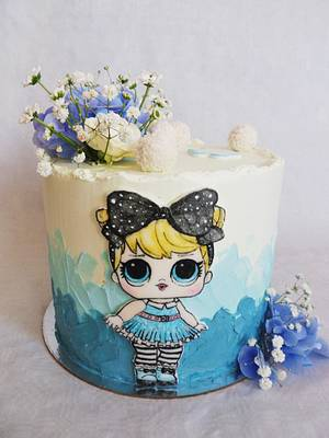 LOL cake - Cake by Veronika
