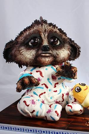 Meet Baby Oleg - Cake by Vicki's Incredible Edibles