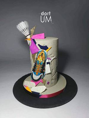 Bad man cake - Cake by dortUM
