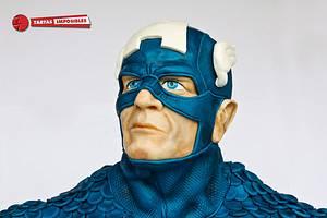 Captain America (Capitan América) - Cake by Tartas Imposibles