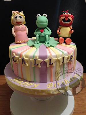 Muppets cake. - Cake by Gemma Harrison