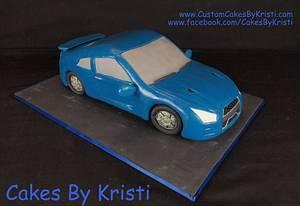 Nissan GTR Cake - Cake by Cakes By Kristi