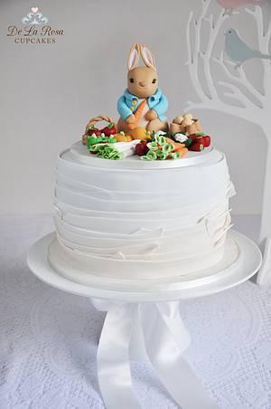 "Peter Rabitt"" - Cake by Amy"