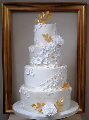 Golden Touch - Cake by tortebella