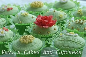 For my Hungarian princesses :)  - Cake by Vavijana Velkov