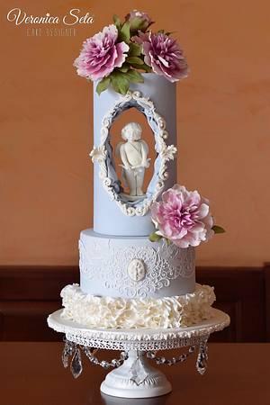 Cupid Valentine - Cake by Veronica Seta