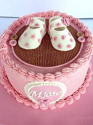 Newborn cake - Cake by Pelegrina
