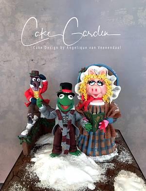 A muppet Christmas Carol  - Cake by Cake Garden