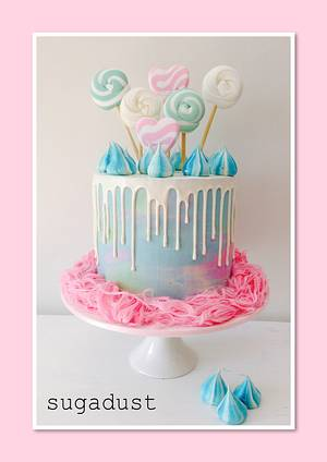 Sweet as Candy - Cake by Mary @ SugaDust