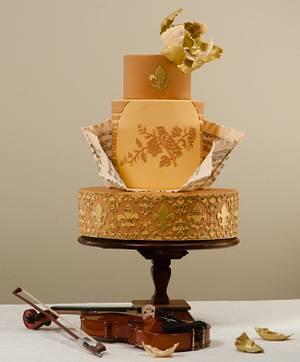 "Cake ""Grazioso"" - Cake by Leyda Vakarelov"