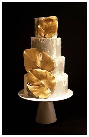 Urban jungle - Cake by Cake Loves Vanilla
